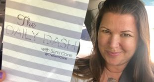 The Daily Dash: August 18, 2017 {Another Trip to the Doctor}