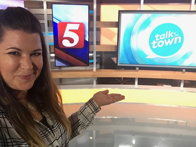 The Daily Dash: August 25, 2017 {Live on @NC5_TalkTown & #DollywoodInsiders}