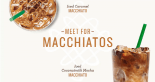 Starbucks Machiatto Drinks BOGO August 3-7, 2017