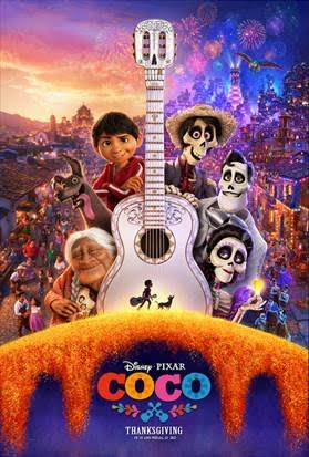 Disney & Pixar's COCO Free Activity Sheets