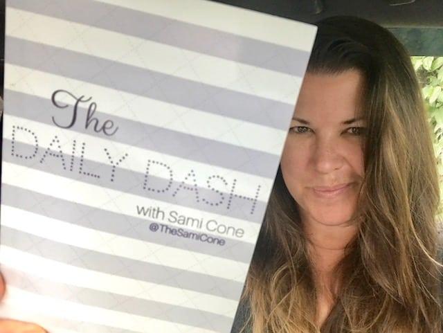 The Daily Dash: September 14, 2017 {A Thursday Wedding #WeddyToBeWalden}