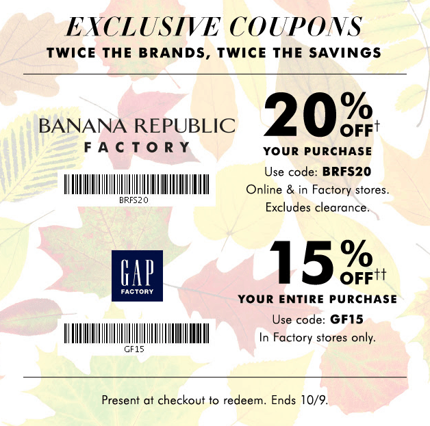 Gap outlet coupons printable april 2018 - Proflowers online coupons