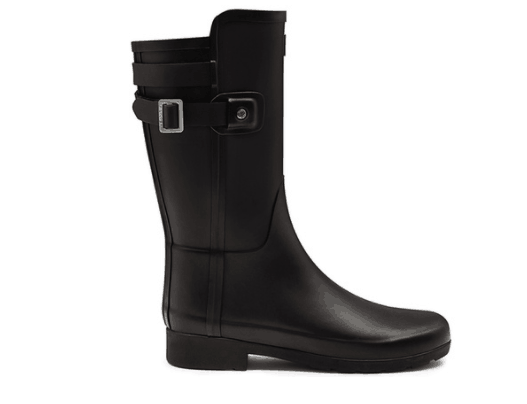 Hunter Original Refined Women's Adjustable Strap Rain Boots