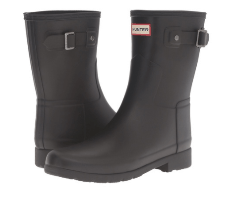 Hunter Original Women's Refined Short Rain Boots