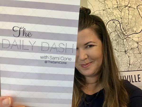 The Daily Dash: September 26, 2017 {@ModernMapArt}