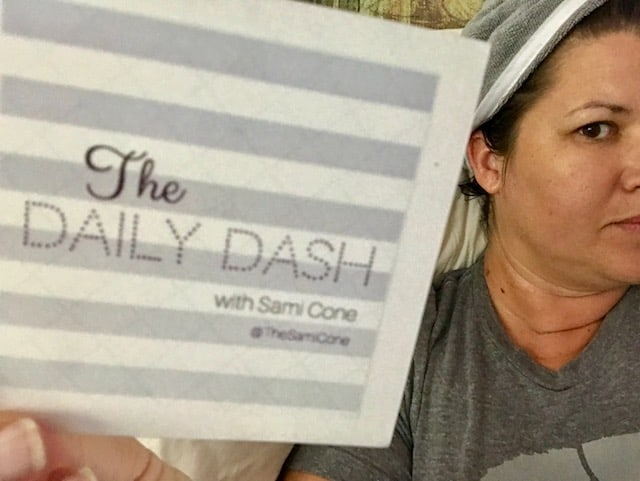 The Daily Dash: October 4, 2017 {Still Suffering #Shingles}