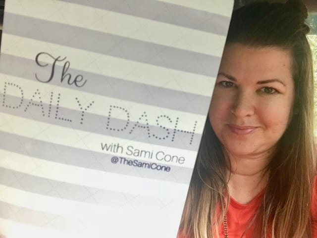 The Daily Dash: October 12, 2017 {2 Years Since My Dad Died}