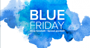 Goodwill Blue Friday Sale