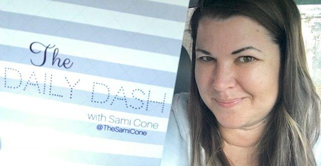The Daily Dash: November 16, 2017 {Operation Christmas Child Collection Week #IPackedAShoebox}