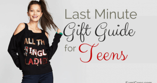 last minute gift guide for teens