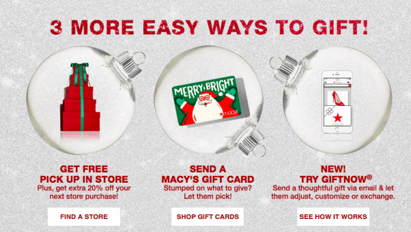 macys 3 easy ways to give gifts