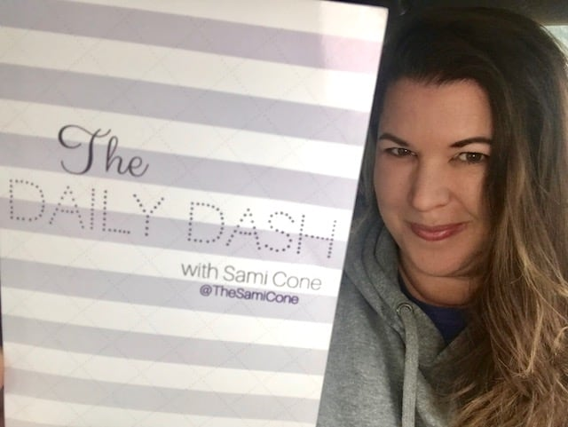 The Daily Dash: January 8, 2018 {FamilyLife #WTR Half-off Today!} #WeekendToRemember #FamilyLife