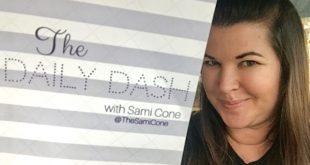 The Daily Dash: January 11, 2018 {Nashville Snowpocalypse} #HumanTraffickingAwarenessDay