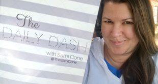 The Daily Dash: February 8, 2018 {A New Baby & #BeatDuke} #UNCAlumni
