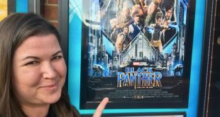 The Daily Dash: February 13, 2018 {#BlackPanther Review & #MardiGras}