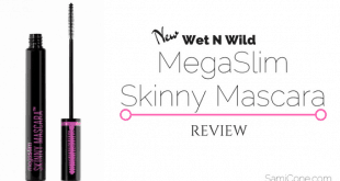 MegaSlimSkinny Mascara Review