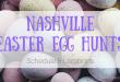 nashville easter egg hunts schedule and locations