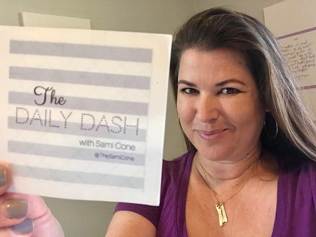 "The Daily Dash: April 4, 2018 {Never Be Afraid & ""Strange god""}"