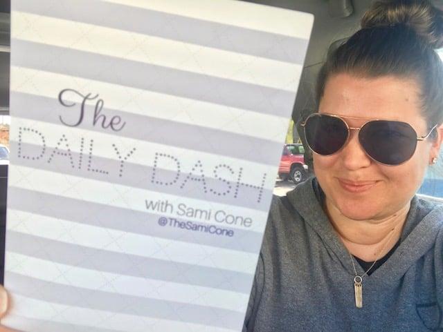 The Daily Dash: April 20, 2018 {@FamilyLifeToday Women's Getaway}