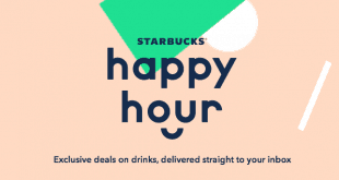 Happy Hour at Starbucks