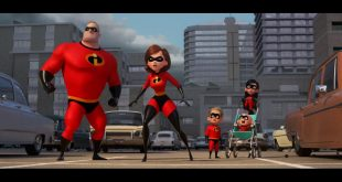 Disney & Pixar's Incredibles 2 Free Activity Sheets
