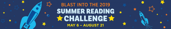 Nashville Public Library's Summer Reading Challenge 2019