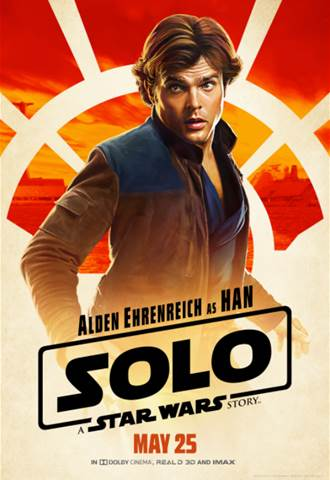SOLO: A Star Wars Story Free Activity Sheets