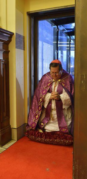 quebec city priest holy door