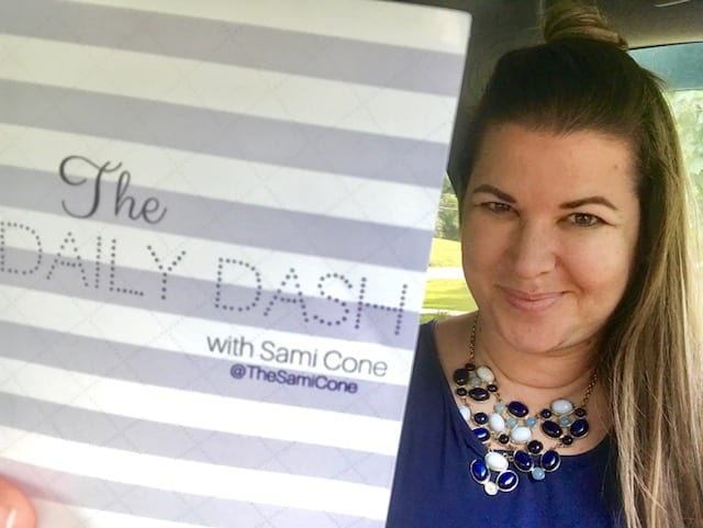The Daily Dash: June 4, 2018 {Friends You Can Count On & #WorkCamp}