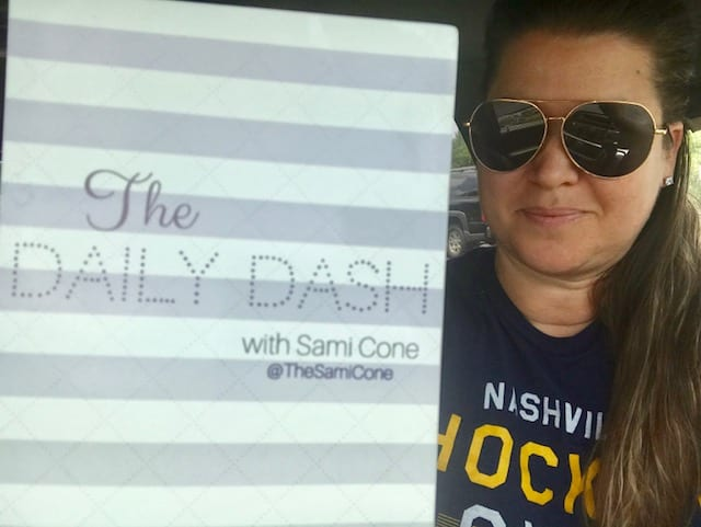 The Daily Dash: June 15, 2018 {#615Day} @Project615