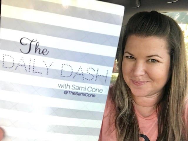 The Daily Dash: July 13, 2018 {I'm on TV   @Project615 Birthday Bash} #BirthdayFreebies #Project615 #MacysBFinJuly