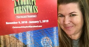 The Daily Dash: July 17, 2018 {@GaylordOpryland #ACountryChristmas & My Birthday} #Opryland #VisitI
