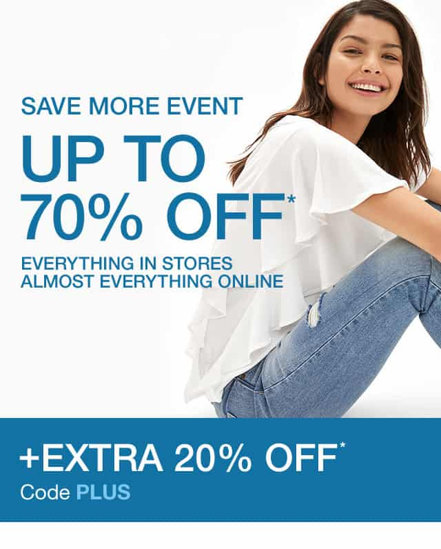 Gap Outlet Printable Coupon August 2018