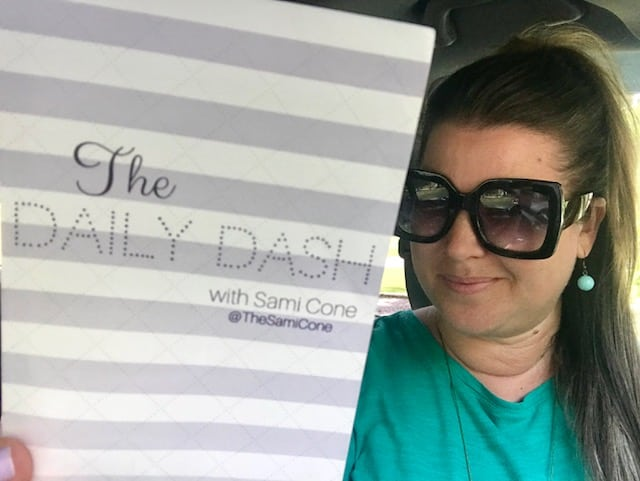 The Daily Dash: August 1, 2018 {Family Dinner at #Cheddars} @cheddarskitchen