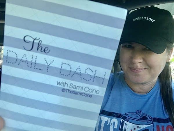 daily dash august 3 2018