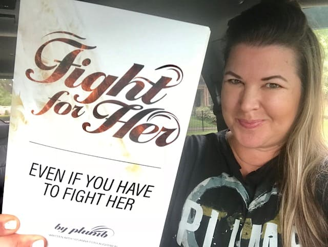 The Daily Dash: August 30, 2018 {Fight for Her} @PlumbMusic