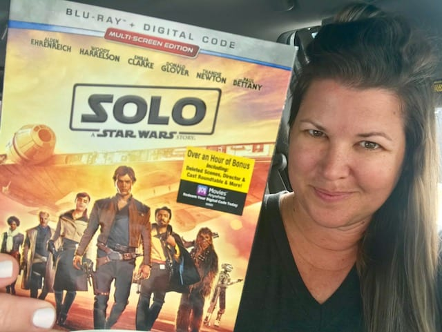 The Daily Dash: September 25, 2018 {Solo: A Star Wars Story On Blu-Ray}