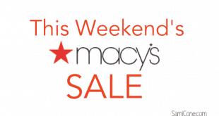 Macys Sale this weekend Macy's clearance sale Macys coupon