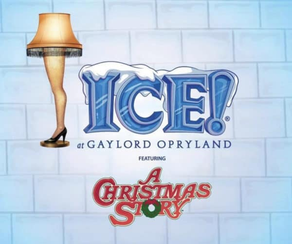 ice gaylord opryland 2019