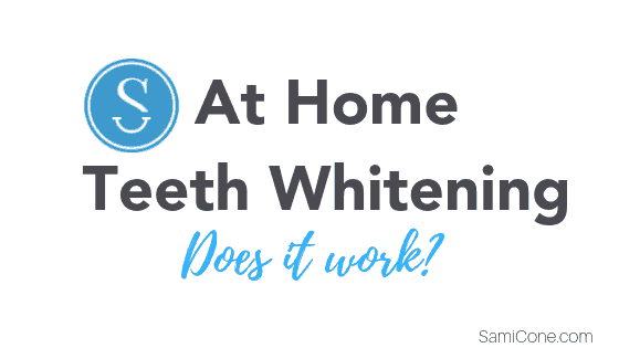 At Home Teeth Whitening Does it work