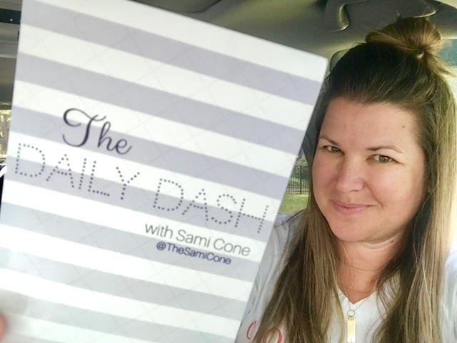 The Daily Dash: October 1, 2018 {The Mom Conference}
