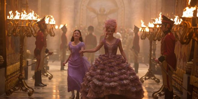 The Nutcracker and the Four Realms: Family Tradition Feature