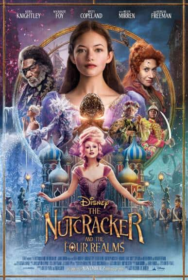 The Nutcracker and the Four Realms: Family Tradition Featur
