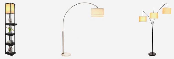 Unique LED Floor Lamps 1 ...