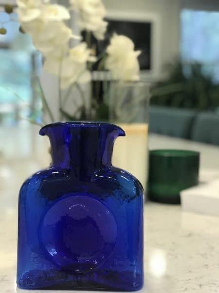 blenko glass pitcher faith hill favorite things