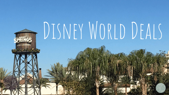 disney world deals