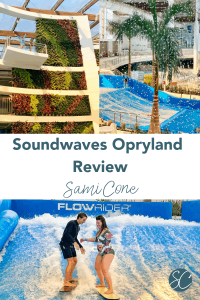 Soundwaves Opryland Review Sami Cone Pinterest