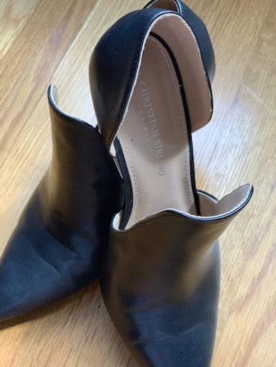 Christian Siriano Payless Black Heels