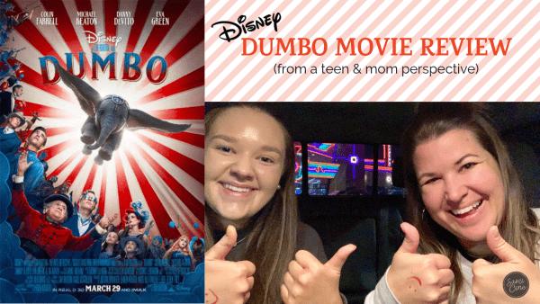 Disney DUMBO 2019 REVIEW Movie Mom