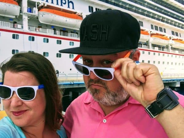 FamilyLife Cruise 2017 sunglasses